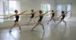 Classes at Cary Ballet Conservatory
